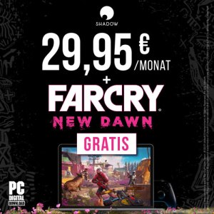 Far Cry New Dawn gratis spielen mit Shadow
