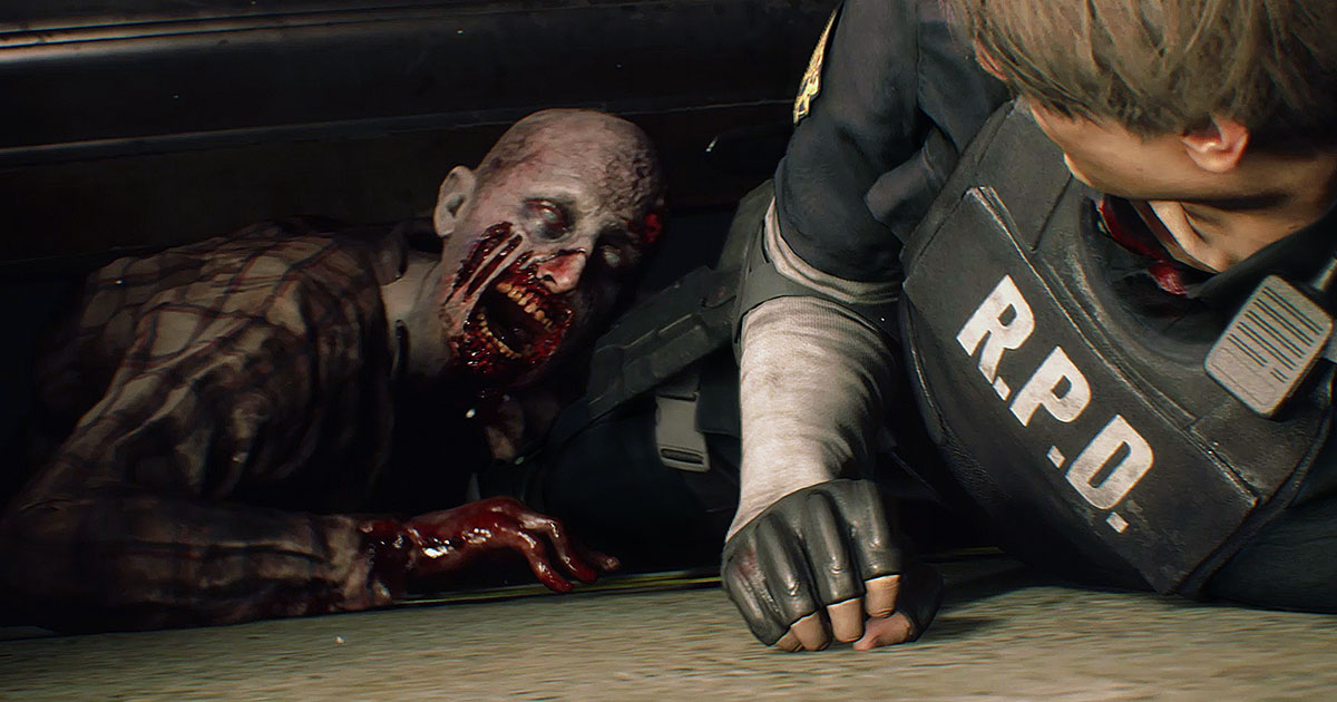 Capcom Pressemitteilung: Resident Evil 2 ab heute im Handel erhältlich