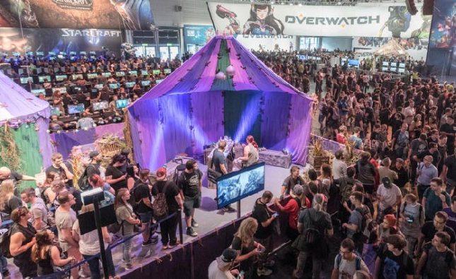 gamescom 2019 wächst weiter: mehr Platz für Besucher