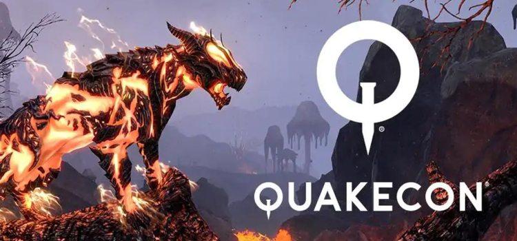 Quakecon 2019 bringt The Elder Scrolls Online Mount Glutflammenjaguar und mehr