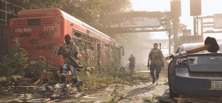 Tom Clancy's The Division 2 Review –  Ubisoft – Der Publisher für Sequels