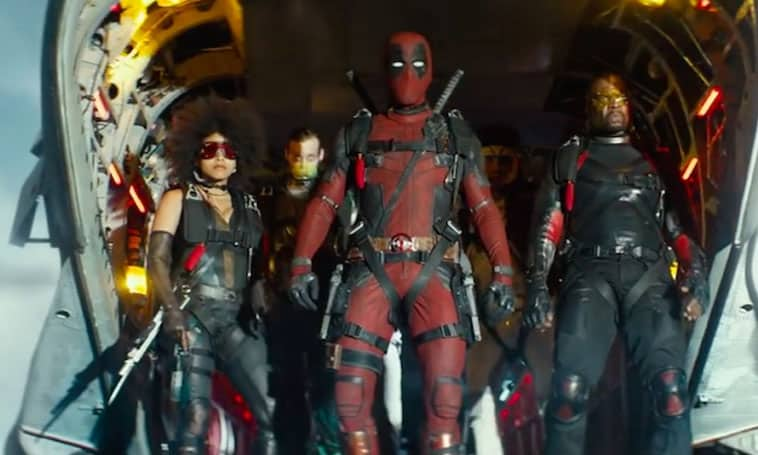Novo trailer de Deadpool 2 mostra mais palhaçadas do mercenário