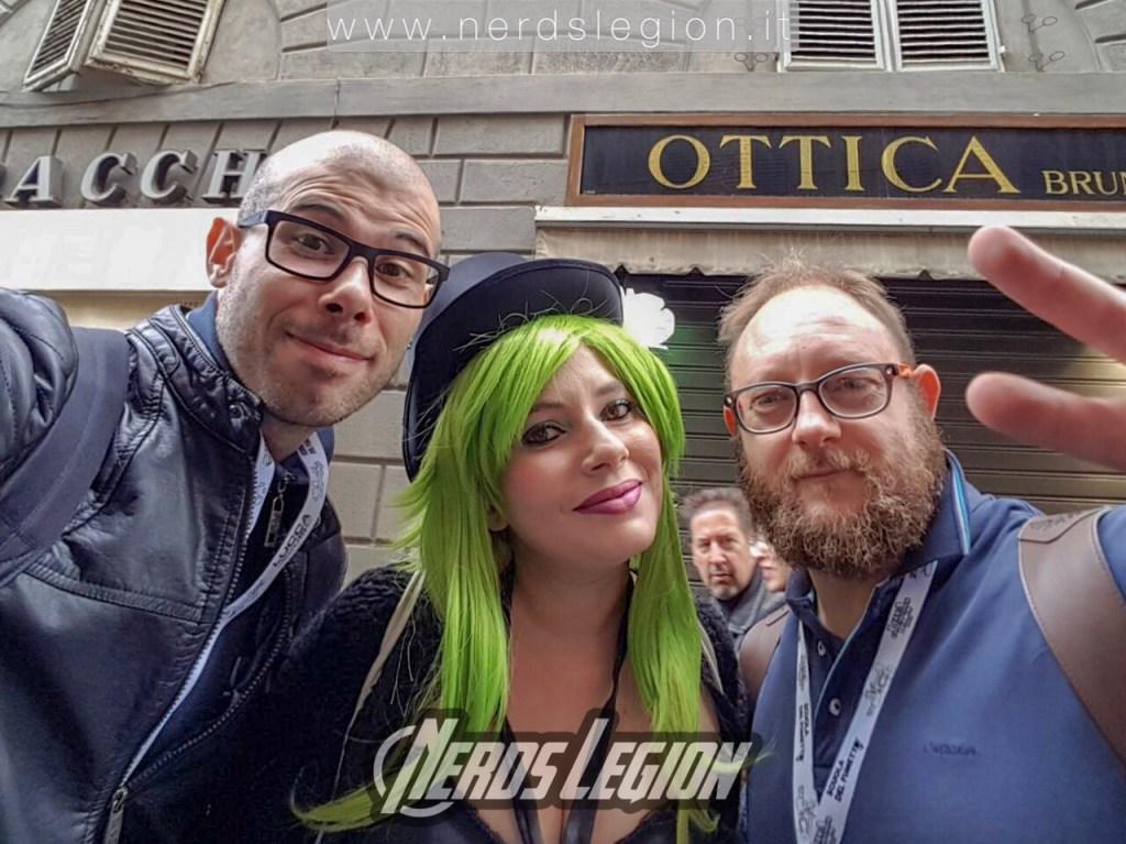Lucca Comics and Games 2018 – Giorno 2