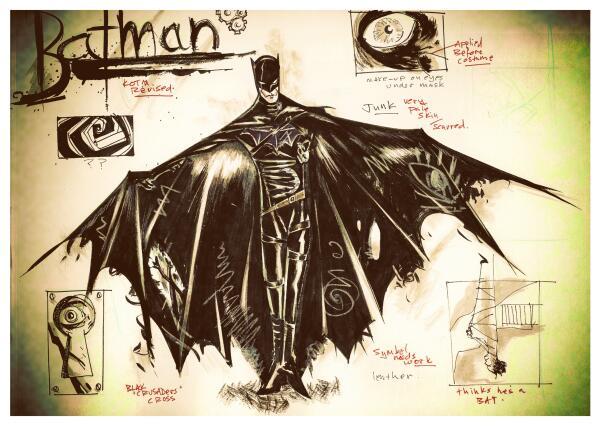 Image result for batman gerard way