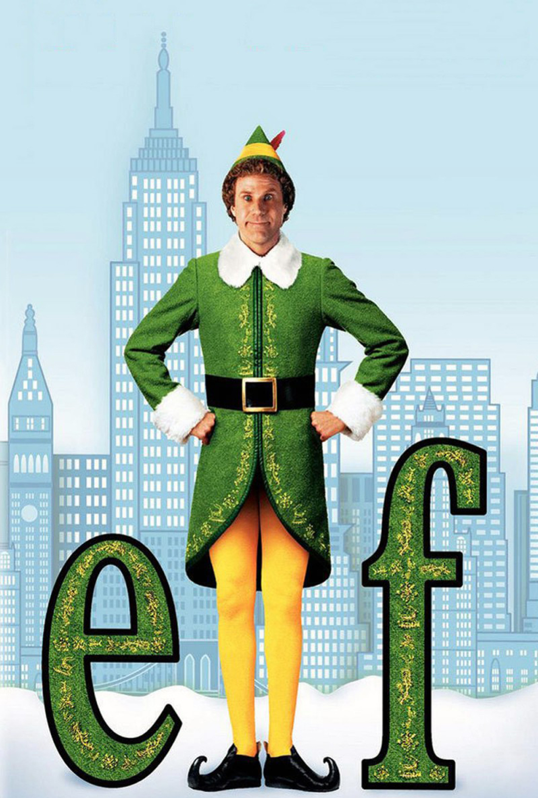 Image result for elf movie poster