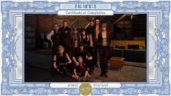 Final Fantasy XV selfie 1
