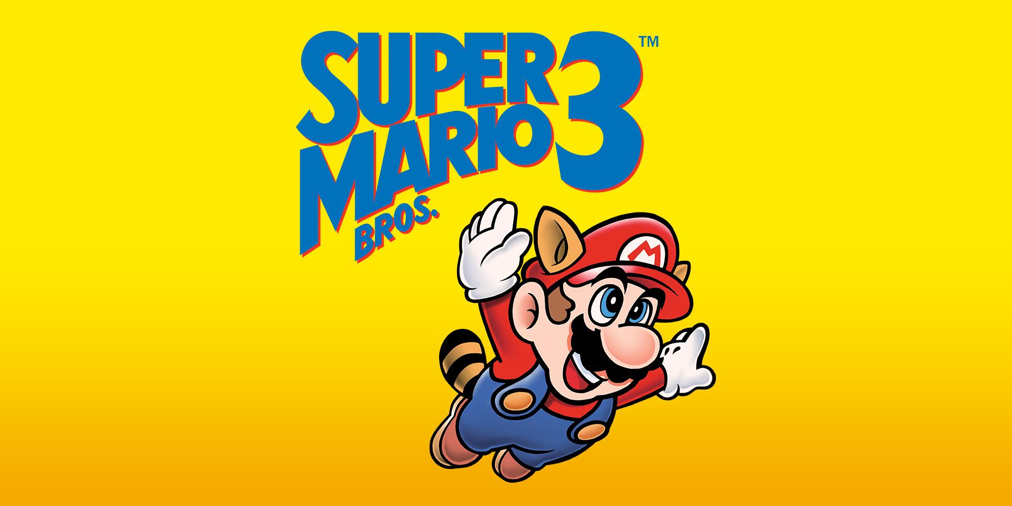 Super Mario Bros. 3 Banner