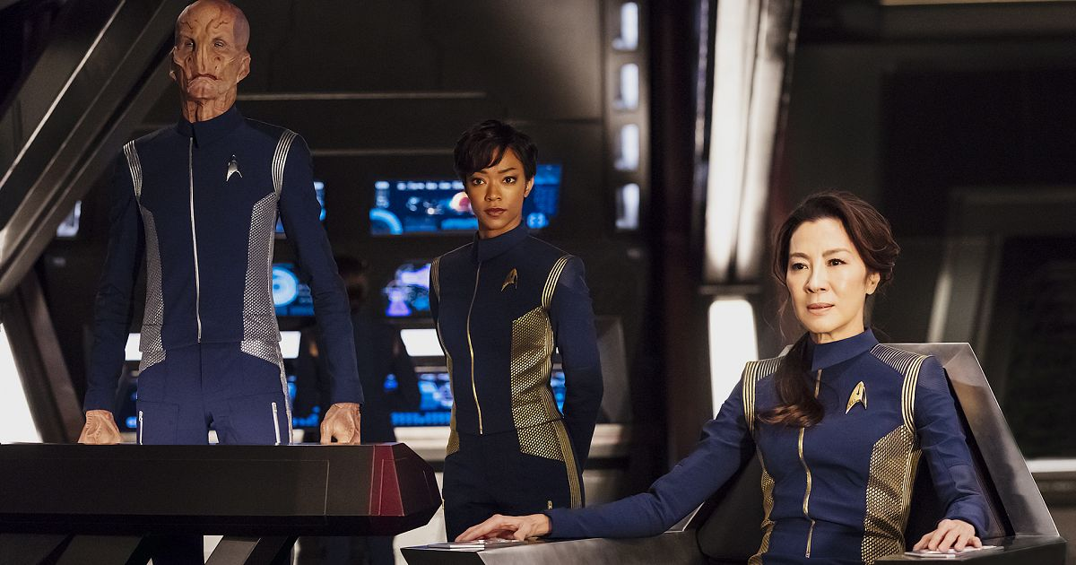 Star Trek Discovery Premiere Review