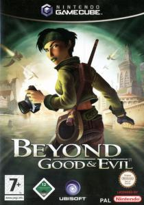 Beyond Good and Evil Gamecube Cover