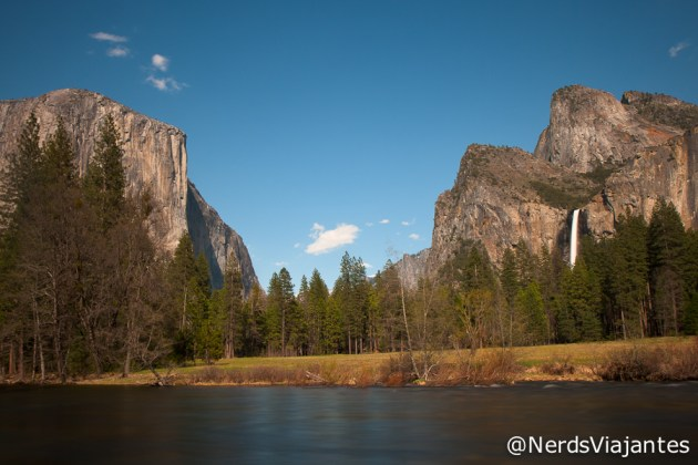 Valley View - Yosemite National Park