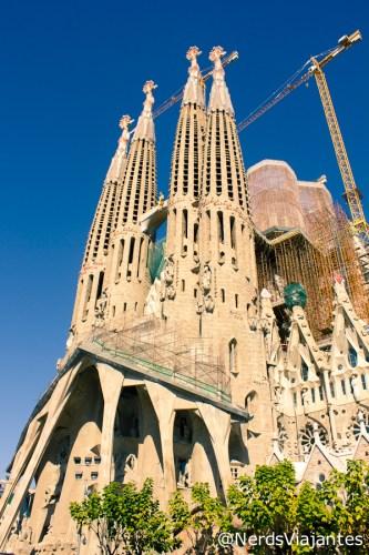 Basíica de la Sagrada Família - Barcelona