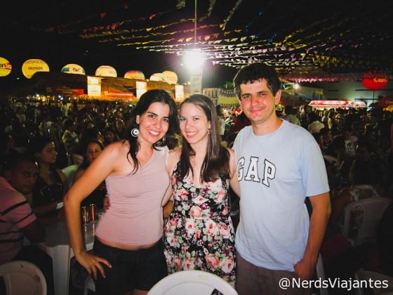 Nerds e a Carolina Lima do Blog Cola em Mim