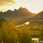 Snake River Overlook - Grand Teton National Park