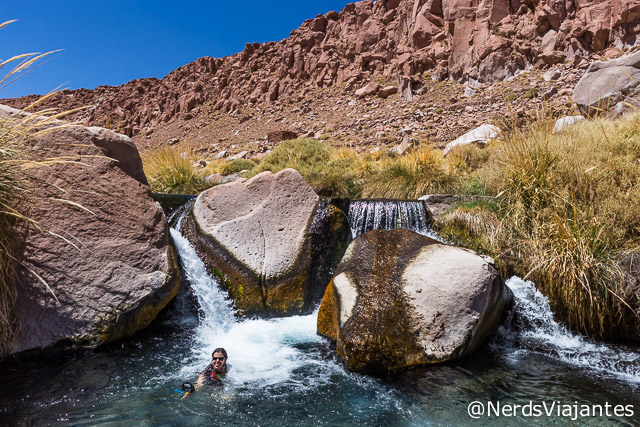 Termas de Puritama - Atacama - Chile