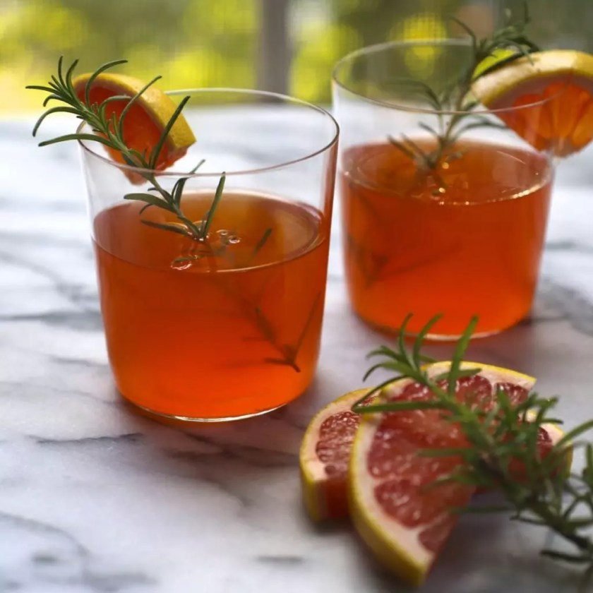 rosemary cocktail rosemary baby