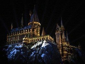 5 Things to Love about Christmas at the Wizarding World