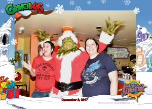 Grinch and Friends Character Breakfast Review