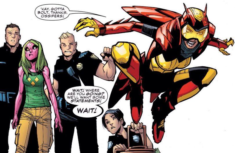 Nova heroína da Marvel é inspirada em Chapolin Colorado