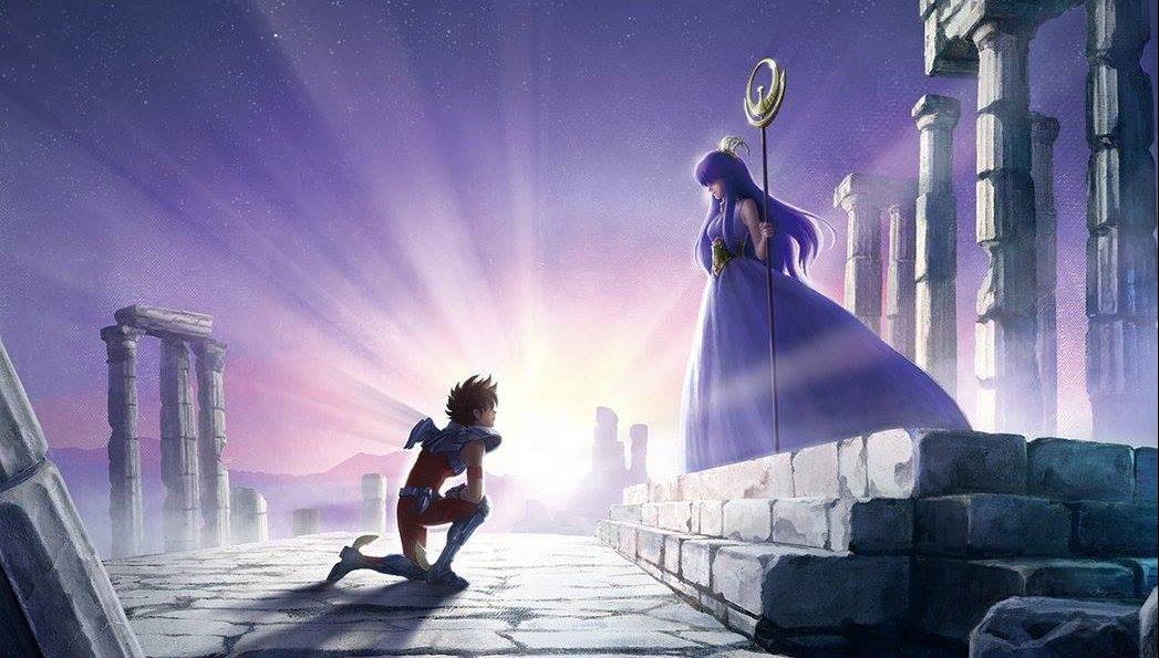 Novo anime de Cavaleiros do Zodíaco pela Netflix (Remake)