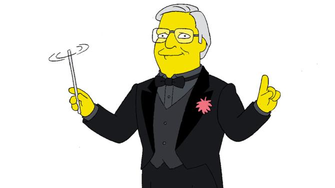 Alf Clausen, o compositor de Os Simpsons, foi despedido