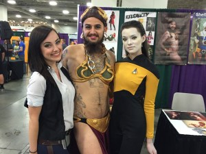 Top Cosplays of Salt Lake Comic Con Day 1