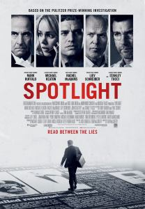 """Classic Journalism At Its Finest"" Spotlight Review"