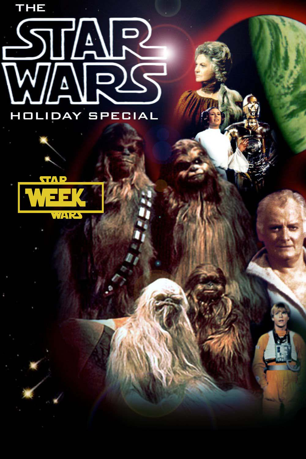 The descent into madness that is the Star Wars holiday special |