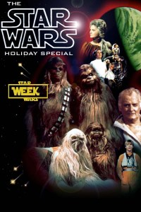 The descent into madness that is the Star Wars holiday special