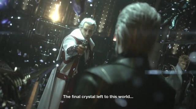 final fantasy XV kingdom
