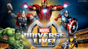 "Marvel Universe Live: Try the ""It's Not Just For Kids"" Argument After This"
