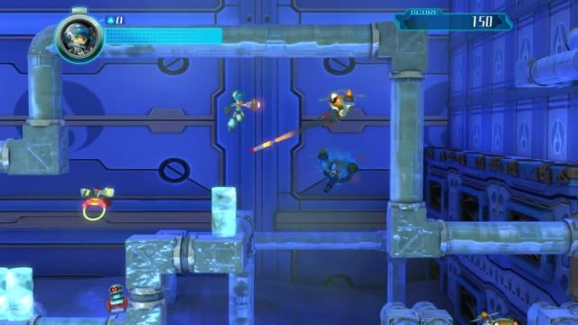 mighty no 9 gameplay 2