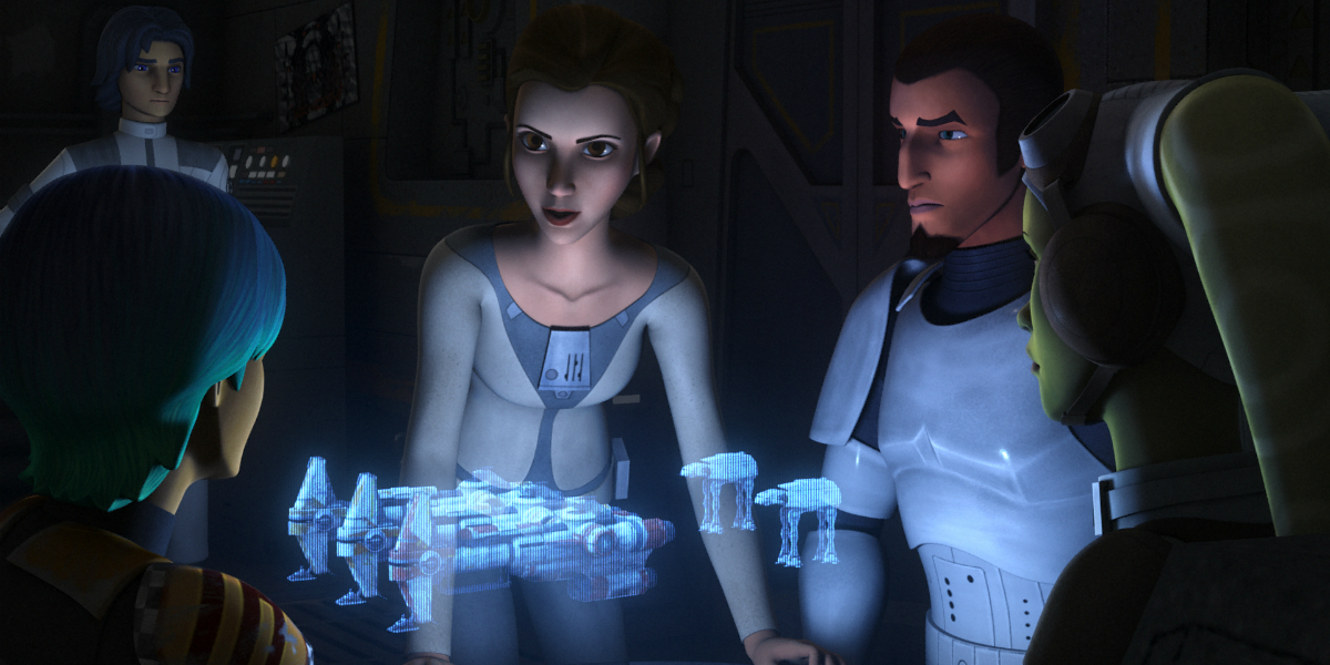 Star Wars Rebels is Secretly Making The Old Republic Canon How Old Is Princess Leia In Star Wars Rebels