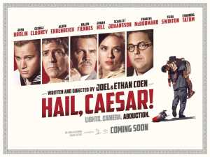 """Hail Caesar"" Was So Quirky It Hurt Itself"