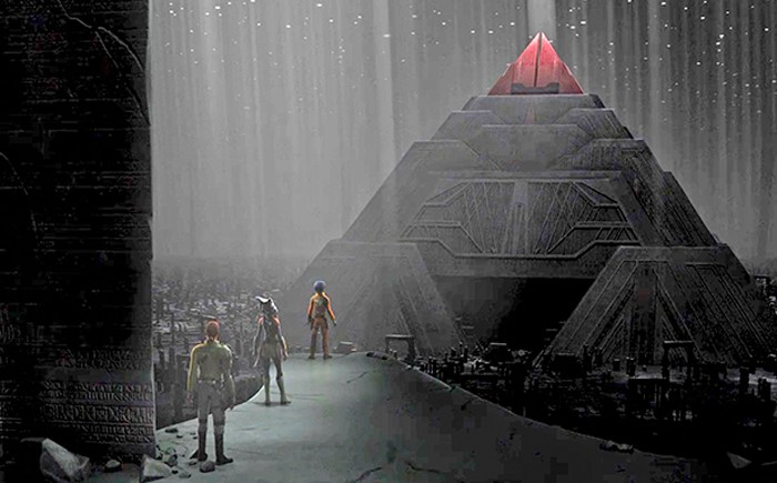 The Temple in Rebels