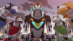 Voltron: Legendary Defenders Season Three Review