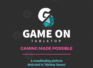 Game On Looks to be a One Stop Shop for Tabletop