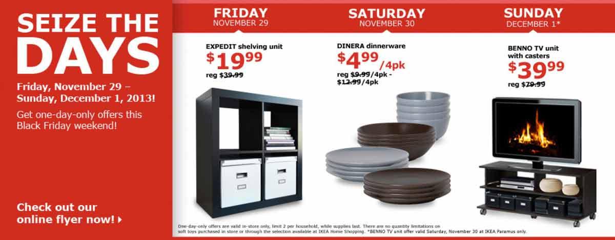 Ikea Scan Black Friday Ad