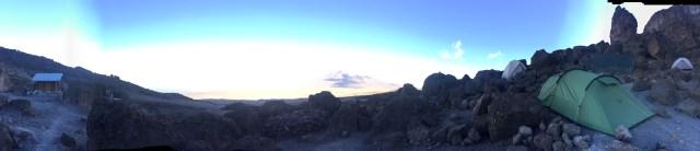 Mount Kilimanjaro Camp