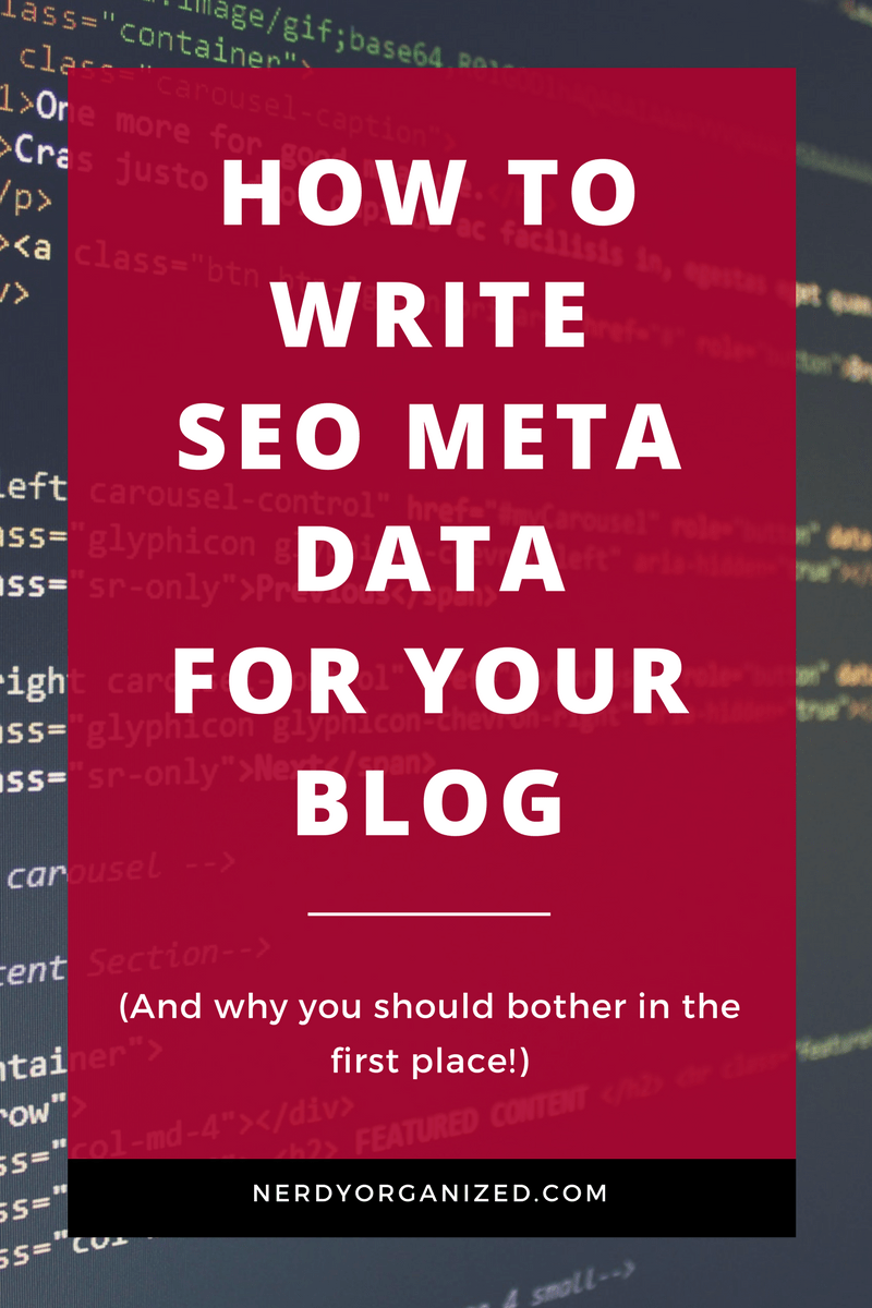 How to Write Blog SEO Page Titles and Descriptions