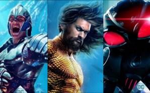 Aquaman | Site informa que apenas comerciais serão divulgados até…