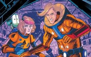 Zoom em Quadrinhos | Astronauta – Entropia: Mesmo tendo uma…