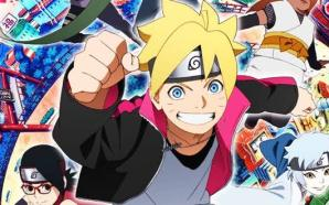 Boruto | revista Shonen Jump confirma o retorno do anime