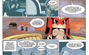 Zoom em Quadrihos: Juiz Dredd – Mutantes em Mega-City Um…