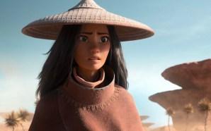 Nova Animação da Disney Raya e O Último Dragão Ganha…