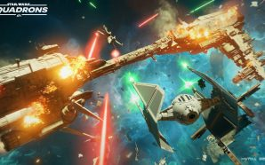 Star Wars: Squadrons – Entrega de suprimentos de fim de…