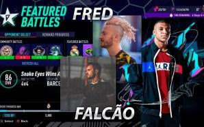 FIFA 21 ANUNCIA NOVOS INOVADORES VOLTA, INCLUINDO FRED, DUA LIPA,…