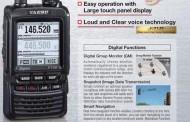 Yaesu FT2DR C4FM/FM 144/430 MHz DUAL BAND DIGITAL