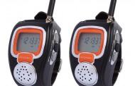 2 Pair Freetalker Walkie Talkie Two-Way Radio Wrist Watch