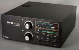 Alpha 8406 –  6 Meter Linear Amplifier