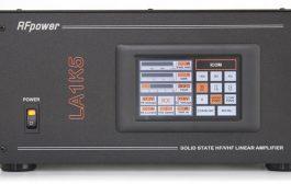 LA1K5 is a solid-state 1200 watts 1.8 – 54MHz power amplifier